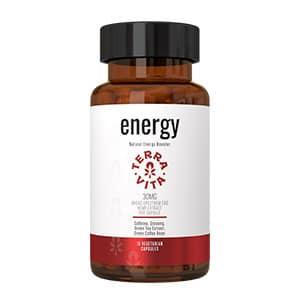 Terra Vita cbd capsules energy