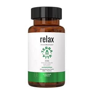Terra Vita cbd capsules relax
