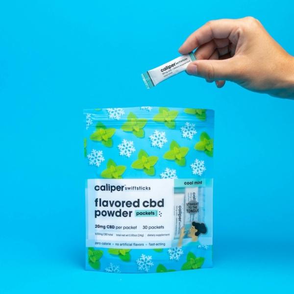 Dissolvable CBD Powder