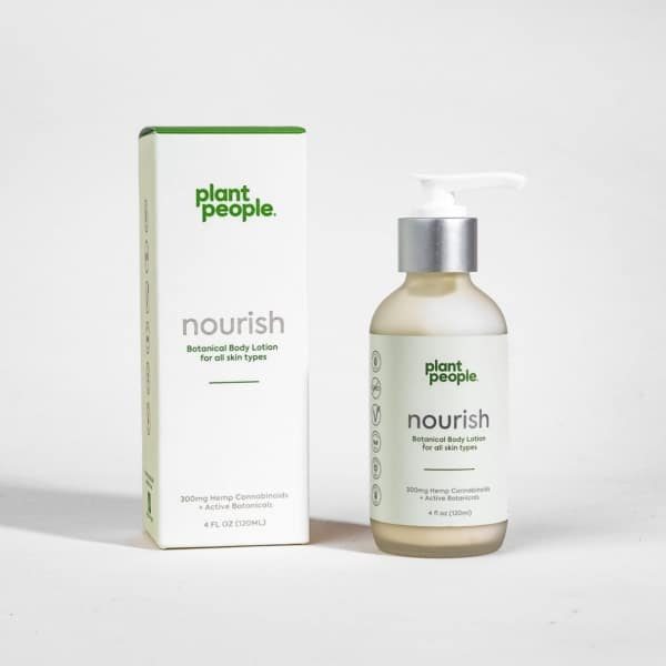 Plant People Nourish Body Lotion