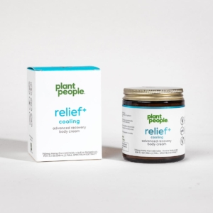 Plant People Relief+ Cooling Body Cream