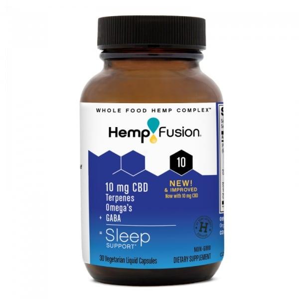 HempFusion CBD for Sleep