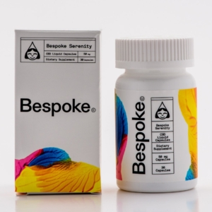 Bespoke Extracts, Bespoke Serenity CBD Capsules Product Review