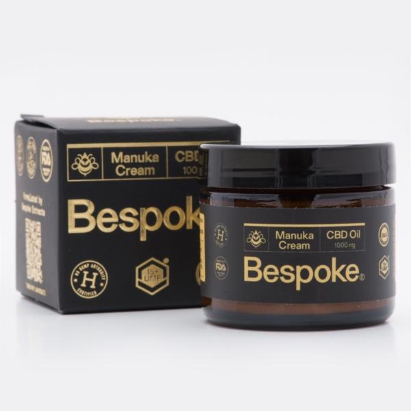 Bespoke Extracts Manuka Honey, CBD topical