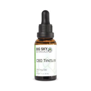 Big Sky Botanicals CBD Oil Tincture
