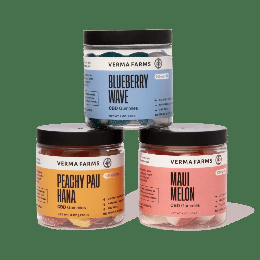 Verma Farms CBD Gummies Review and Coupon Code