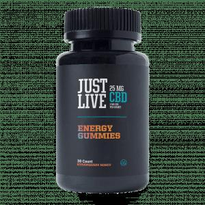 Just Live Energy CBD Gummies Coupon Code