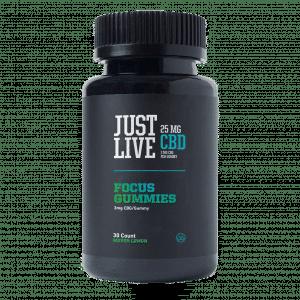 Just Live Focus CBD Gummies Coupon Code