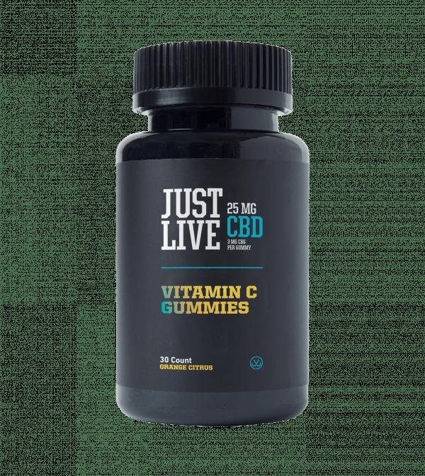 Just Live Vitamin C Gummies