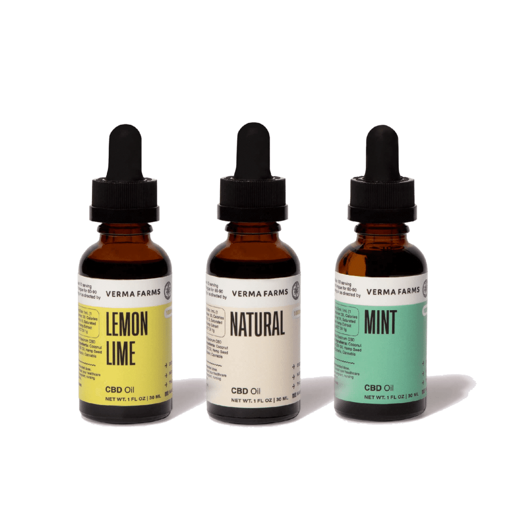 Verma Farms CBD Oil Review and Coupon Code