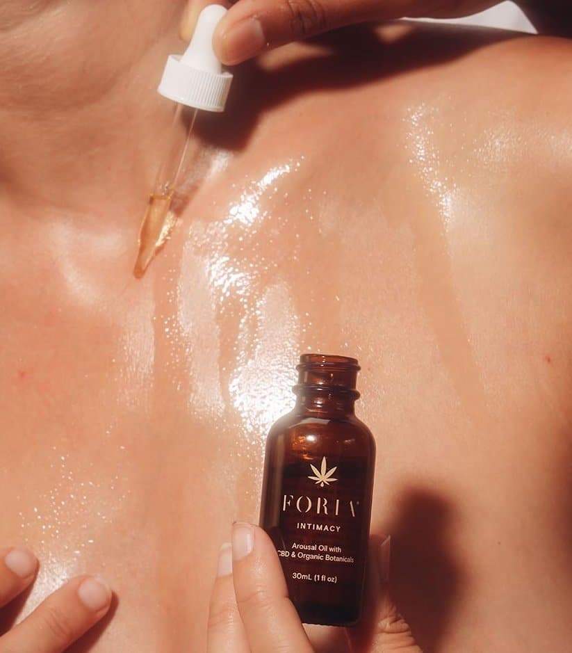 Foria Wellness Awaken CBD Arousal Oil
