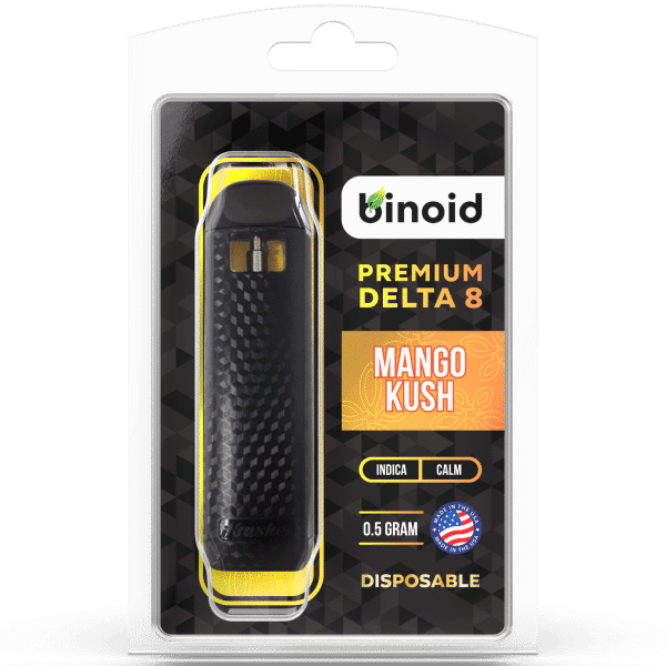 Binoid Delta-8 THC Product Review and Coupon Code