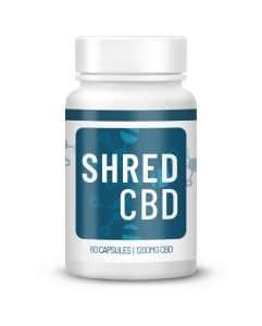 Shred CBD Capsules