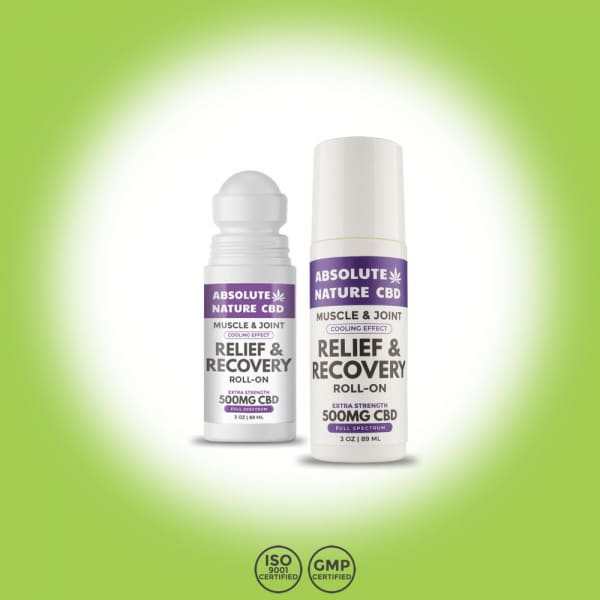 Absolute Nature CBD Roll-on