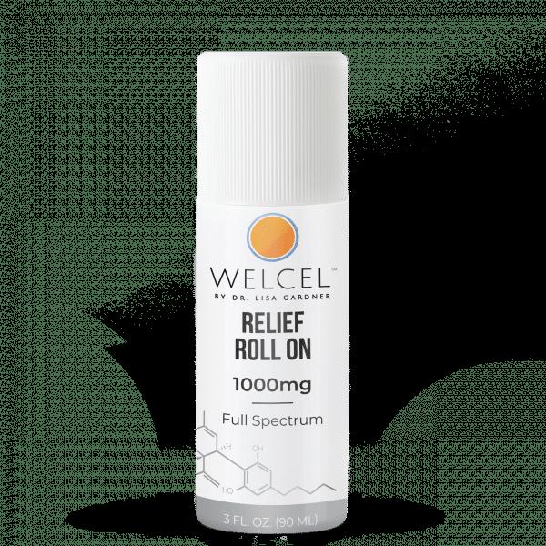 WelCel CBD Roll-on