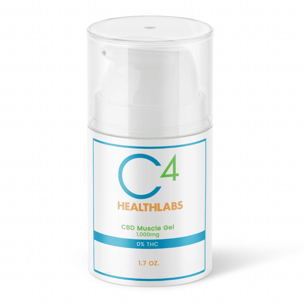 C4 Healthlabs Muscle gel