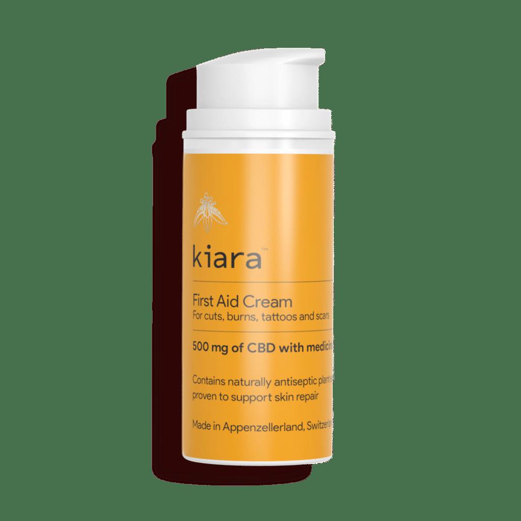 Kiara Naturals CBD First Aid Cream