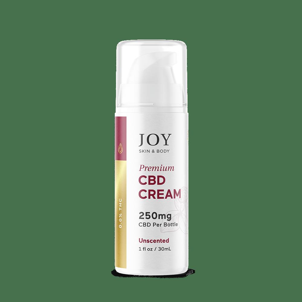 Joy Organics CBD Cream Discount Code