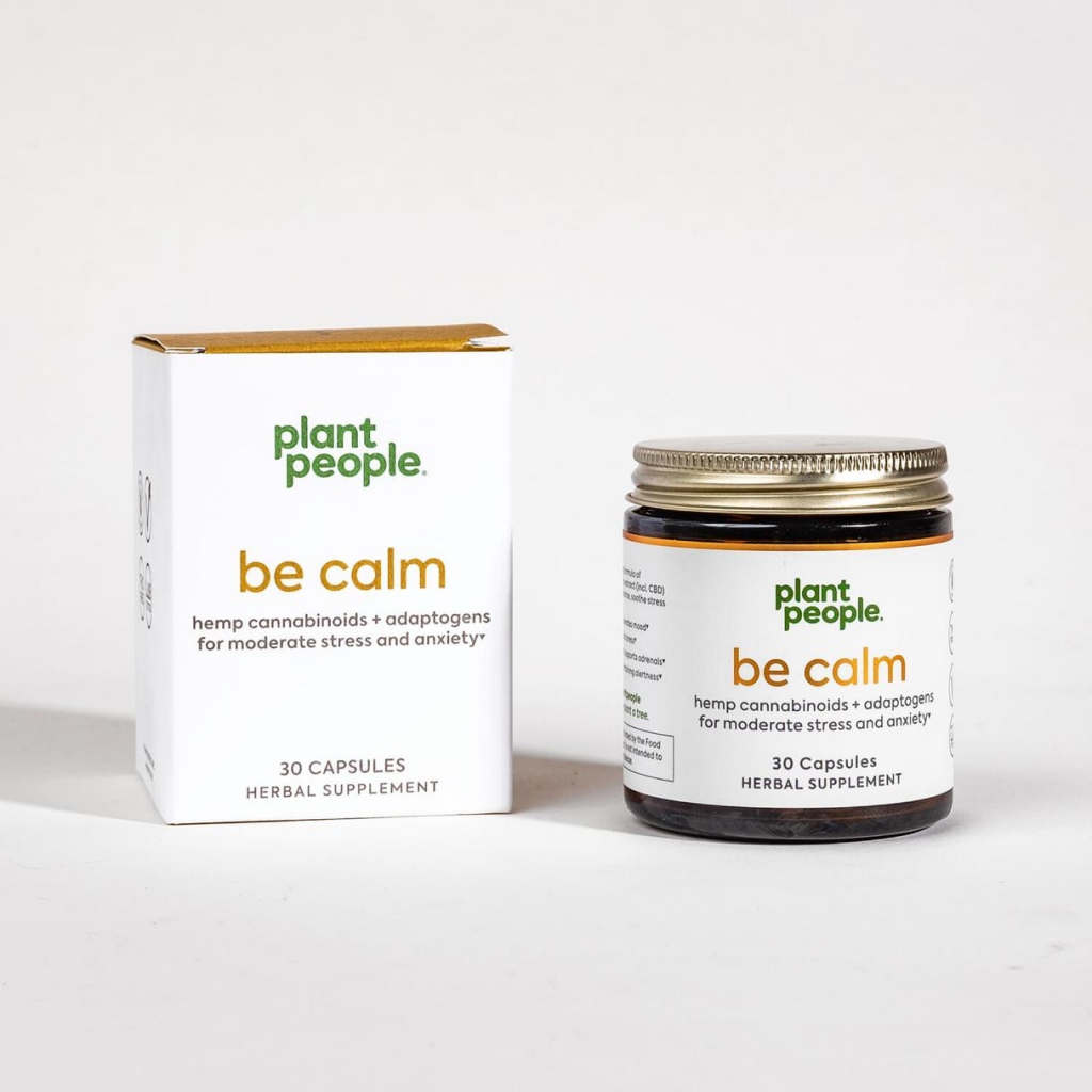 CBD for Stress, Plant People Review & Coupon Code