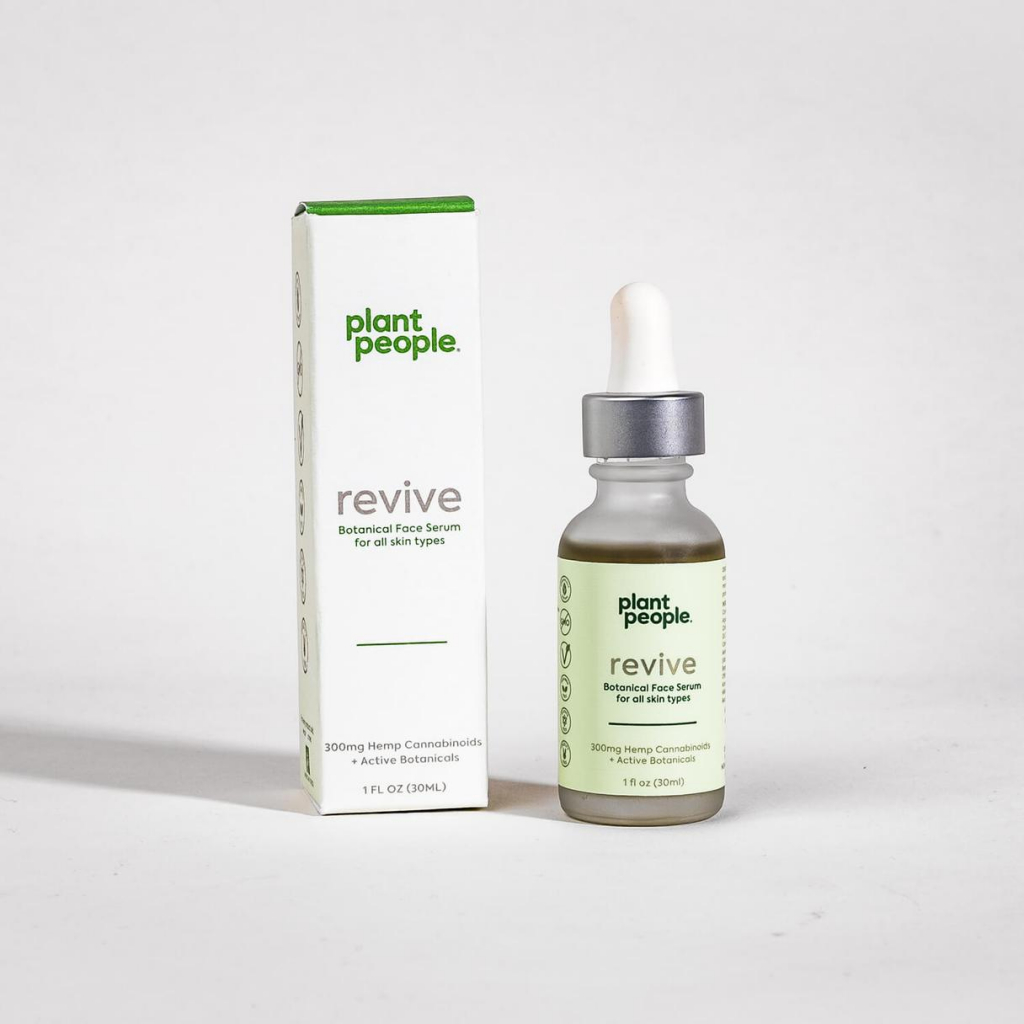Plant People CBD Skin Serum