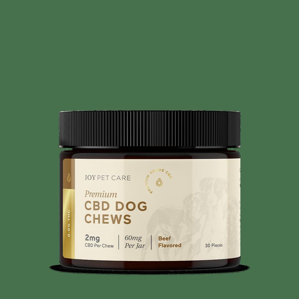 Joy Organics CBD Dog Chews