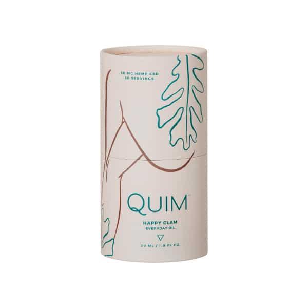 Quim CBD Happy Clam