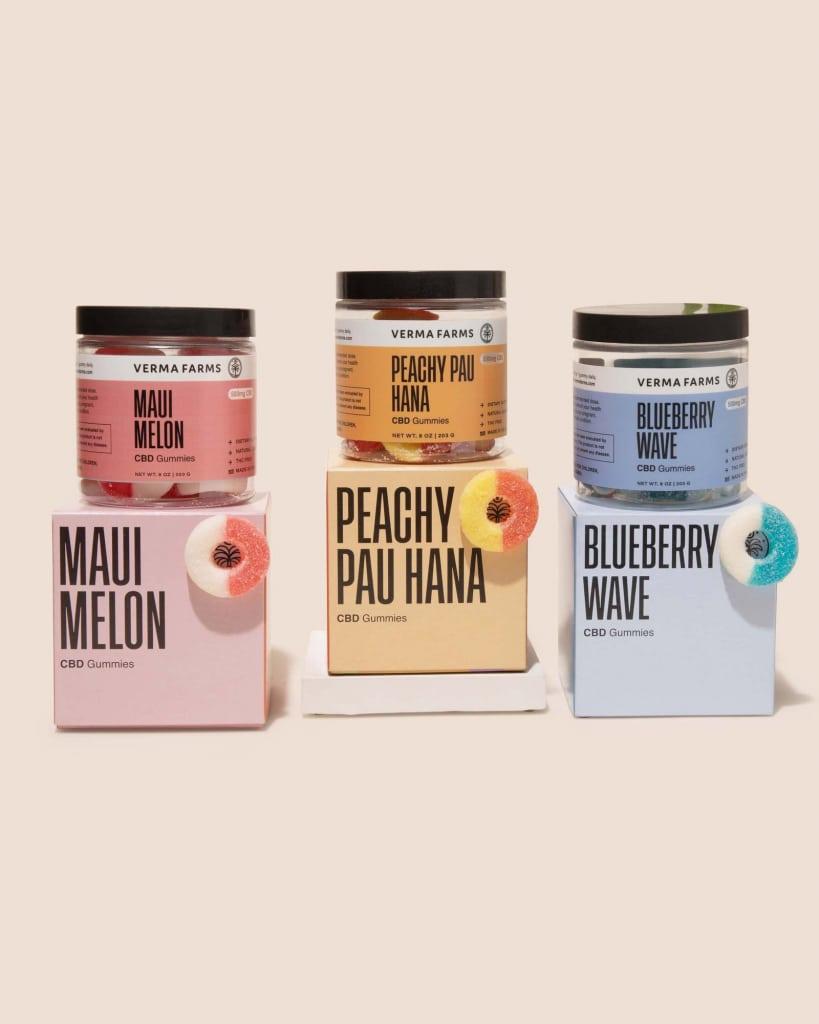 Verma Farms CBD Gummies Review