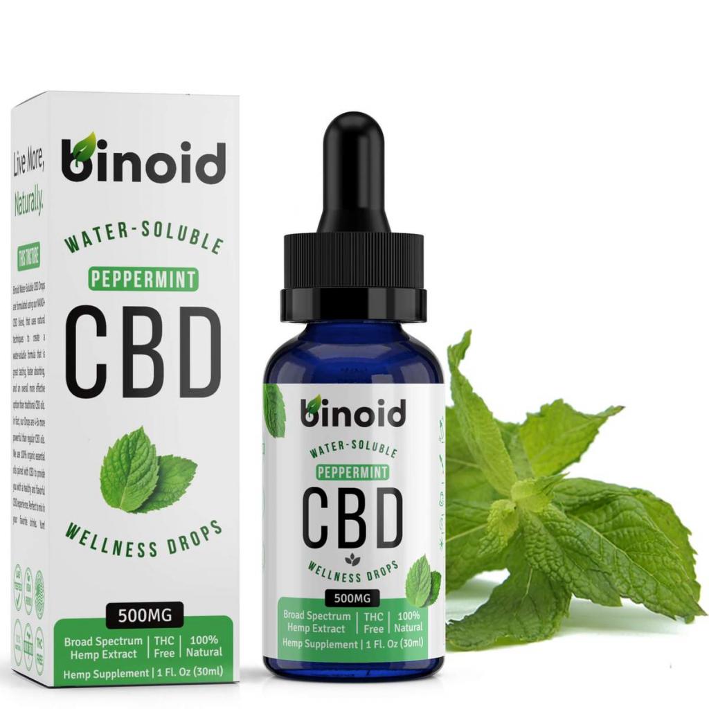 Binoid CBD Drops