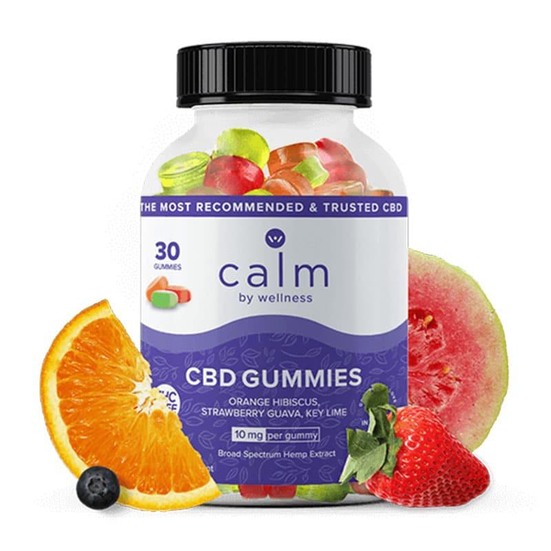 Calm by Wellness CBD Gummies