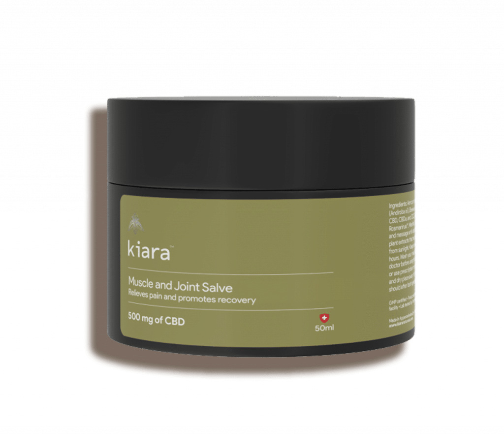 Kiara Naturals Muscle & Joint Salve