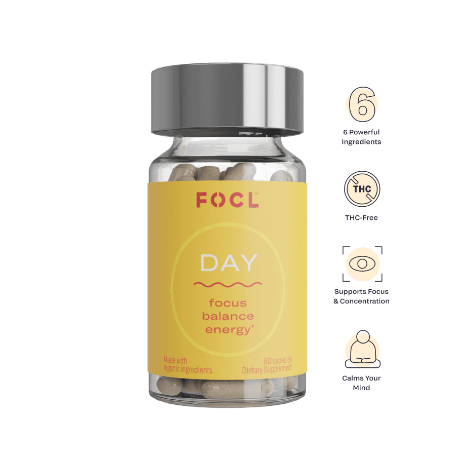 FOCL Day Capsules
