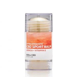 Vital Body Therapeutics Extra-Strength CBD Sport Balm